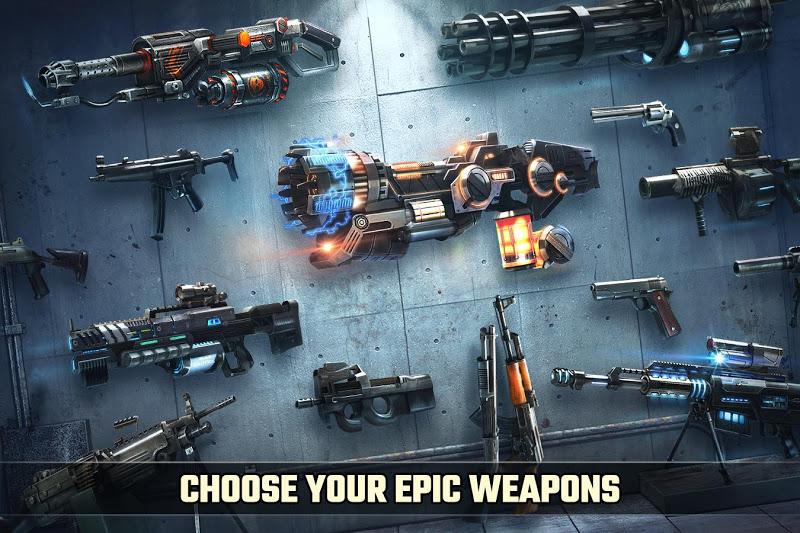 DEAD TARGET: Offline Zombie Shooting Games Screenshot 7