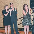 Clyde Mccall, John Boswell, Edie Boswell, Elise Boswell 2004.JPG