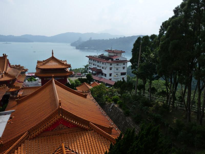 TAIWAN. Sun moon lake,Puli (région de Nantou) et retour à Taipei via Ylan - P1110014.JPG