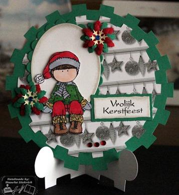 Hanglar & Stanglar Christmas Boy 1