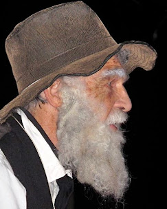 Don Baldwin as John Muir