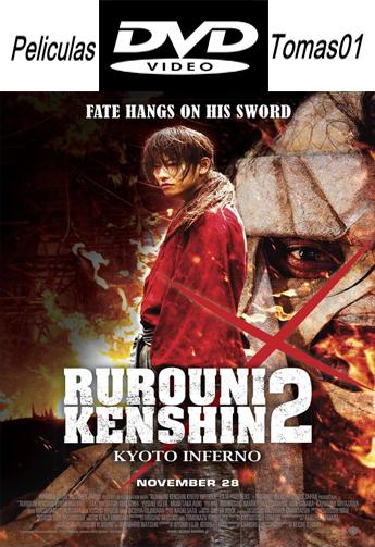 Rurouni Kenshin 2: Kyoto Inferno (2014) DVDRip