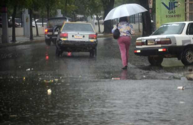 COE aumenta a 16 las provincias en alerta verde por lluvias