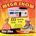 Mega Show em Lucy Lanches dia 03 de Agosto com Beto Silva e Marquinhos Maia
