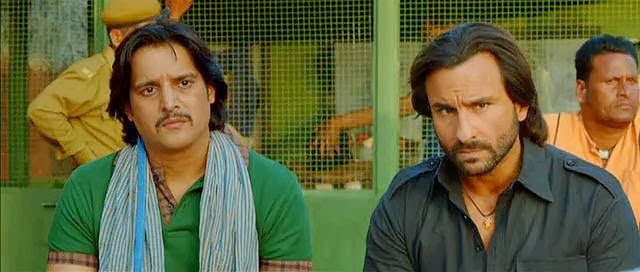 Screen Shot Of Hindi Movie Bullett Raja (2013) Download And Watch Online Free at Alldownloads4u.Com