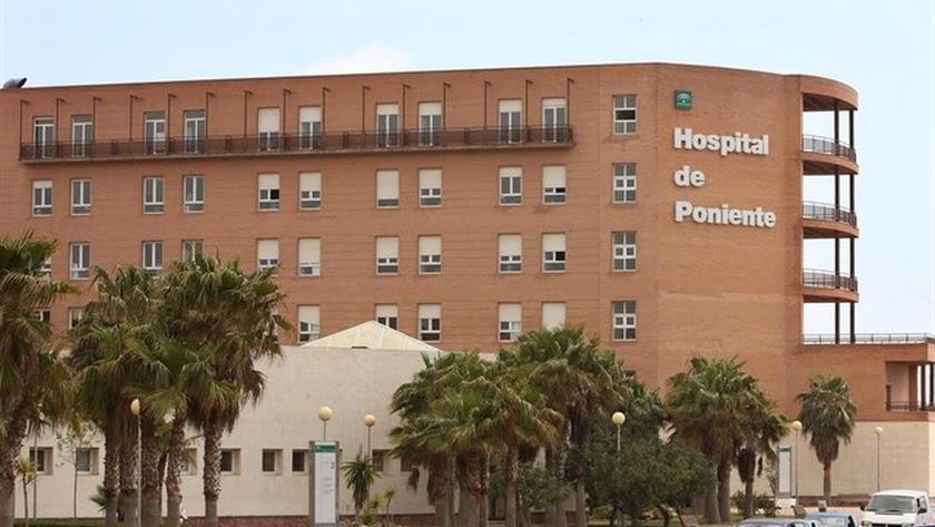Todos ellos fueron evacuados al Hospital de Poniente.