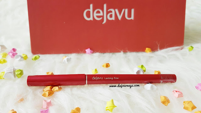 DeJavu Lasting Fine Pencil Liner