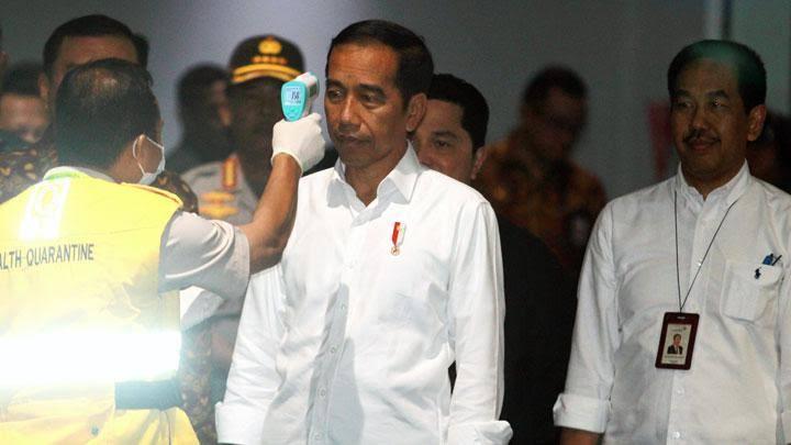 Jokowi Juga Perlu Dilakukan Pemeriksaan Intensif Virus Corona