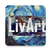 LivArt - Interactive museum of Mona Lisa Alive Art