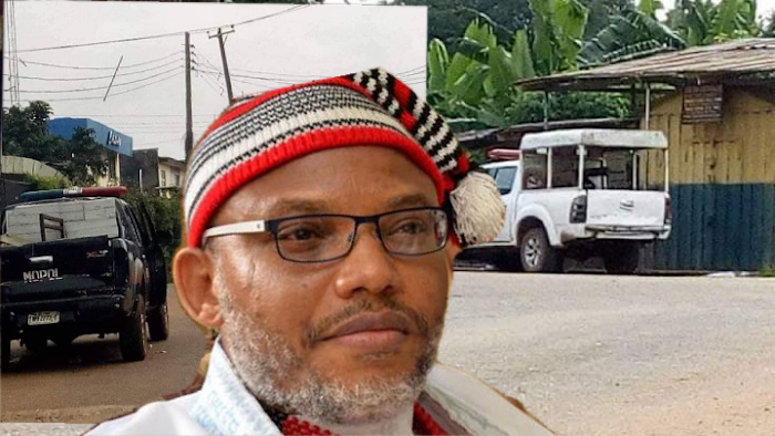 Big Tension, Nnamdi Kanu Cries Out Over Fresh plan Of Attack At His Home Afaraukwu, Umuahia