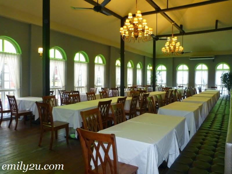 Sabah Tea Garden Boutique Café Ipoh Old Town