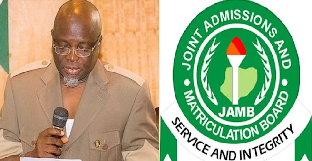 """""""Why There Was Poor Performance Of Candidates"""" – Jamb Registrar, Is-haq Oloyede"""