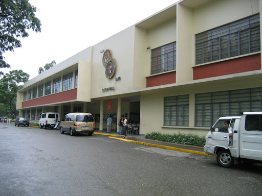 Ateneo De Manila University campus