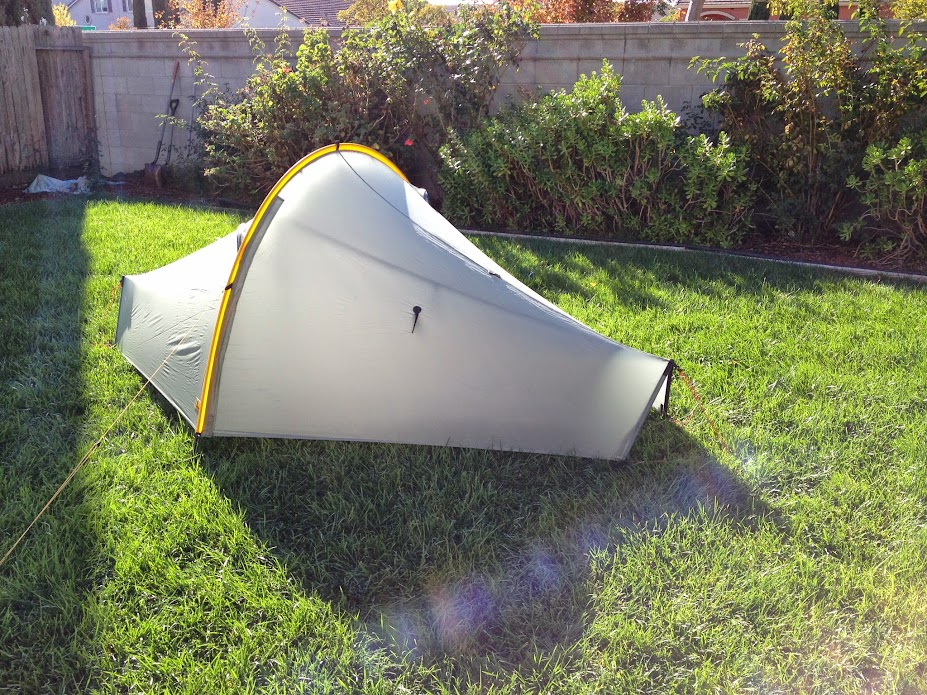 Image & SOLD TarpTent Moment DW (double wall) | High Sierra Topix