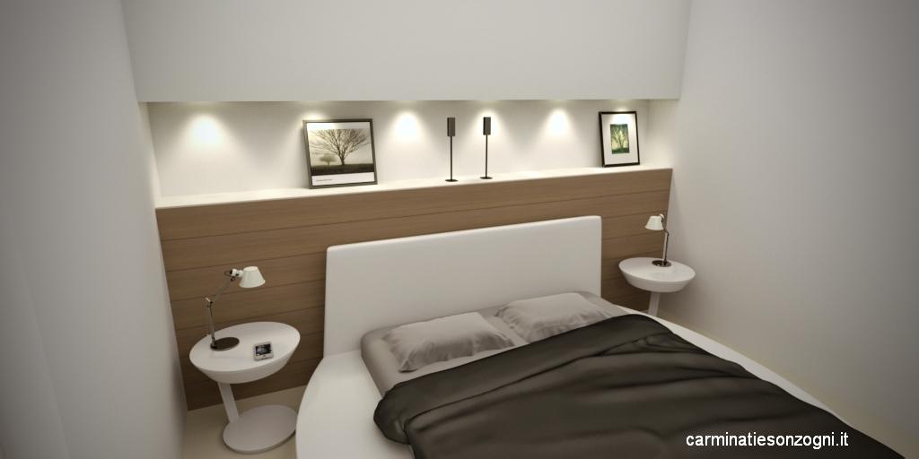 Progettazione arredamento con rendering 3d carminati e for Piani di progettazione della casa 3d 4 camere da letto