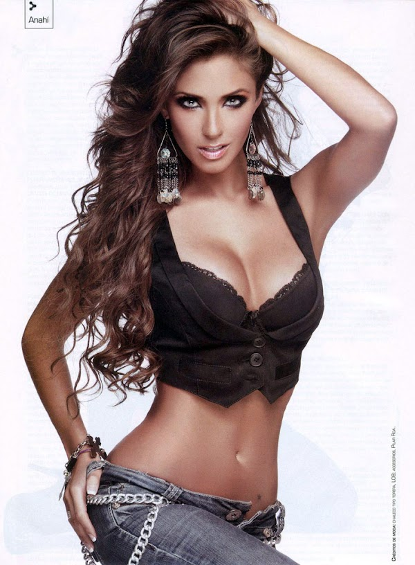 Anahi Maxim 2009:Best,picasa,girls magazine0