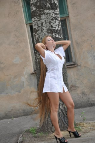Ukrainian legs