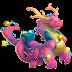 Dragón Luces Festivas | Festive Lights Dragon