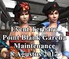Event PB Garena Hari Ini 8 Agustus 2017