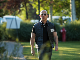 Amazon CEO is now the world's richest man