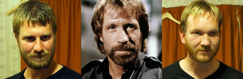 Wir sind Chuck Norris