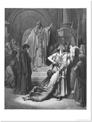 King Solomon Has To Decide, King Solomon