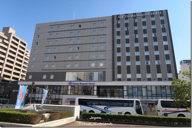 日本四國德島  Daiwa Roynet Hotel (75)