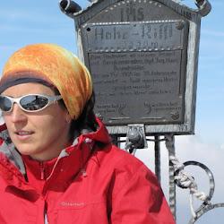 Alpi: HoheRifl(3338m)