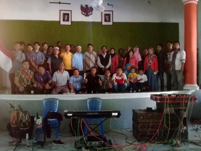 Reuni Organisasi Rakyat Menyambung Tali Silaturahmi Se- Jawa Tengah