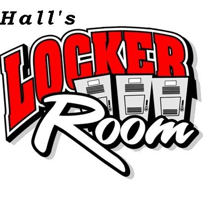 Priscilla Hall (Hall's Locker Room)