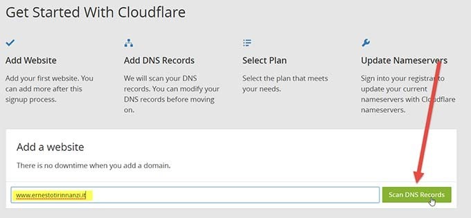 scan-dns-record-cloudflare