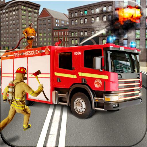 American Firefighter City Rescue Simulator