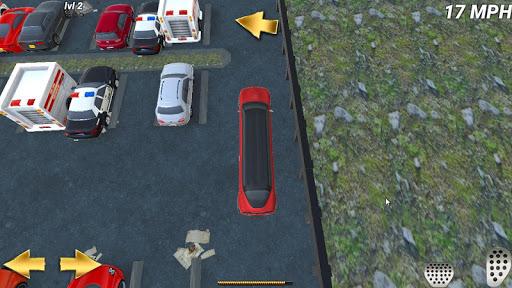 Private parking Limousine