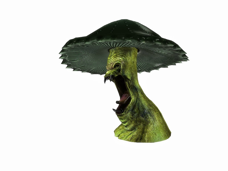 [3dFoin] Mushroom Monster - Awesome Sale - 50% off all items 13