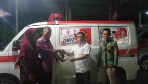 PKPI Beri Ambulance untuk Warga Muratara Lewat Hds-Tullah