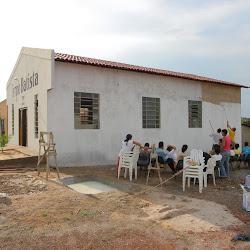 Inauguração templo Lagoa