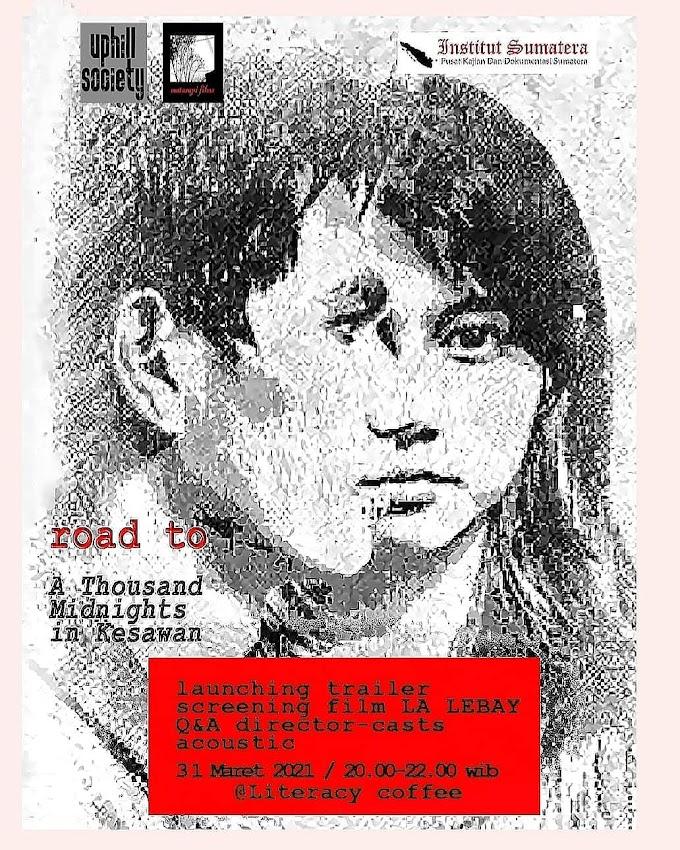 Pemutaran film A Thousand Midnights in Kesawan