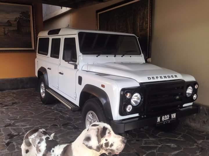 Lapak landrover defender puma 2014 denpasar lapak for Garage land rover nancy