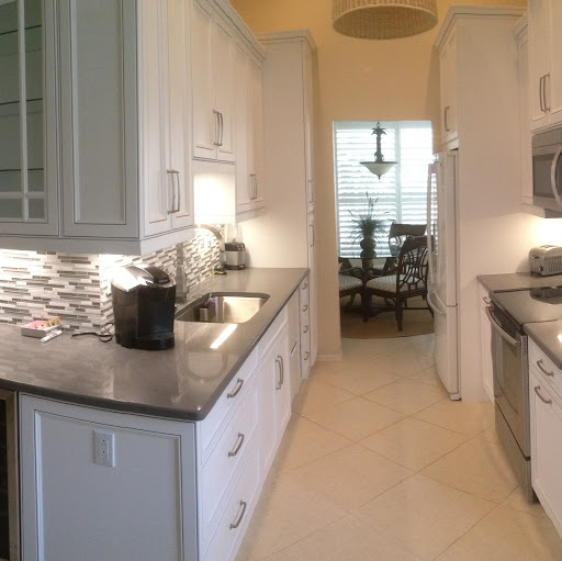 Exceptionnel Custom Cabinet Refacing Of Naples