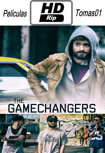 The Gamechangers (Grand Theft Auto) (2015) HDRip 720p