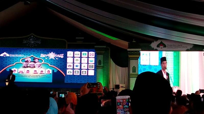 Hasil Final Rekomendasi Munas-Konbes Nahdlat Ulama di Lombok