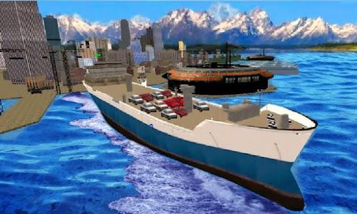 CPEC Cargo Ship Transporter screenshot 0