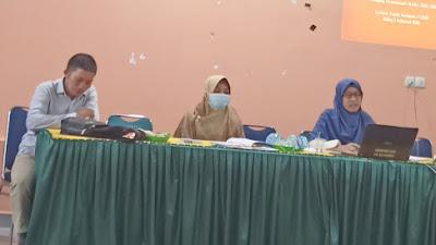 TARGET 1.2000 MABA ,PANITIA PENERIMAAN MAHASISWA BARU UNIVERSITAS MUHAMMADIYAH BULUKUMBA GELAR   RAPAT PERDANA