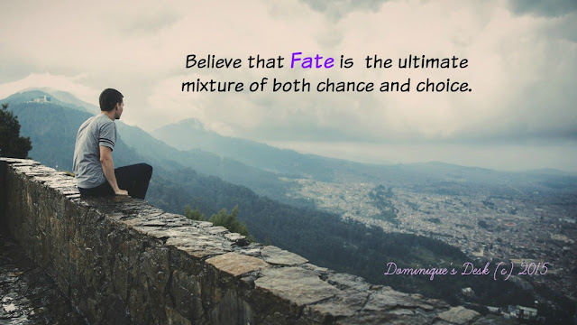 Quotation on Fate