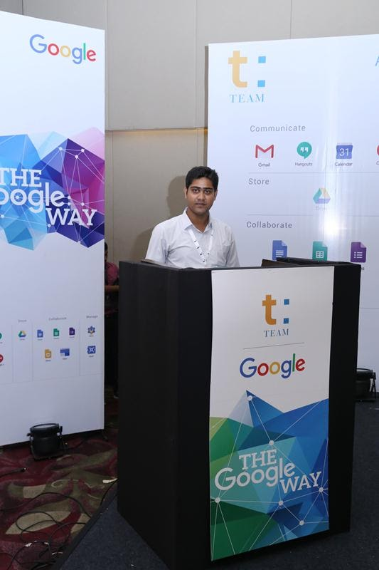 Google - The Google way - 8