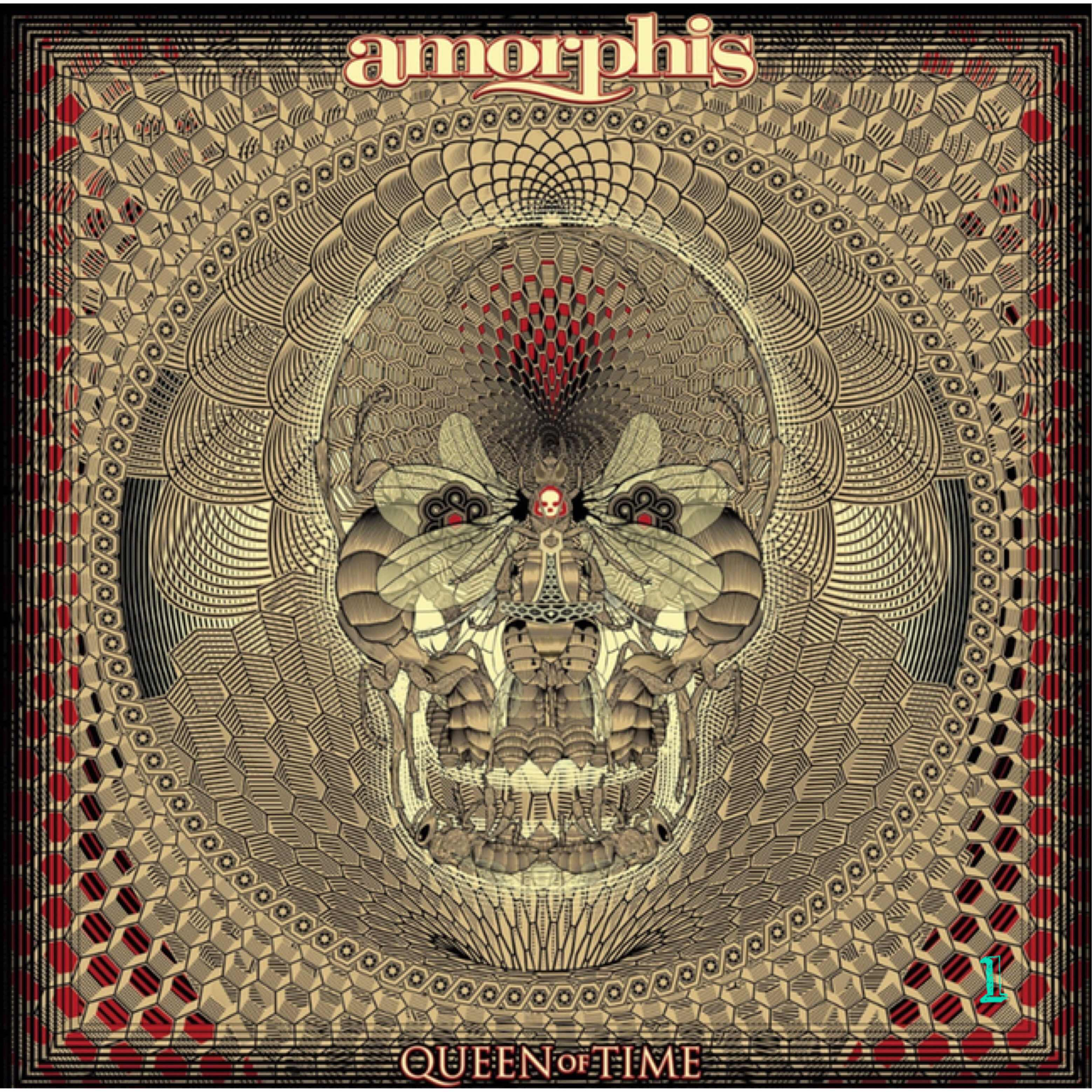 """Amorphis """"The Queen Of Time"""""""