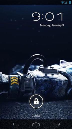 Robo Cobra Attack Live Wallpap