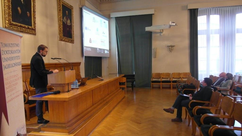 Konferencja Metody geofizyczne w archeologii polskiej (fot. J. Karmowski, K. Kiersnowski) - geof%2B%252862%2529.JPG