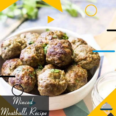 Minced Meatballs Recipe