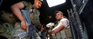 Les forces irakiennes reprennent à l'EI le principal QG du centre de Fallouja